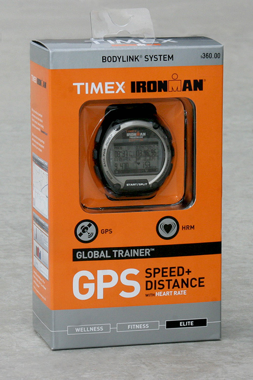 Timex Ironman Global Trainer GPS Watch