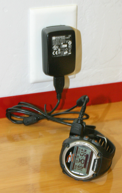 Timex Global Trainer GPS Wall Charger