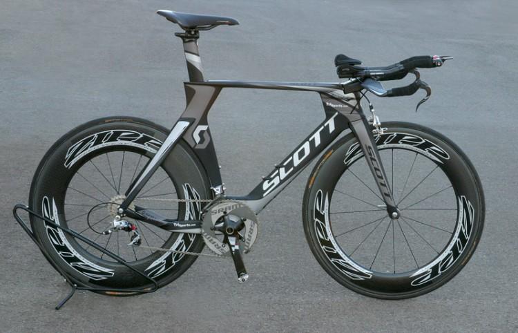 2011 Scott Plasma 3 Time Trial Bike