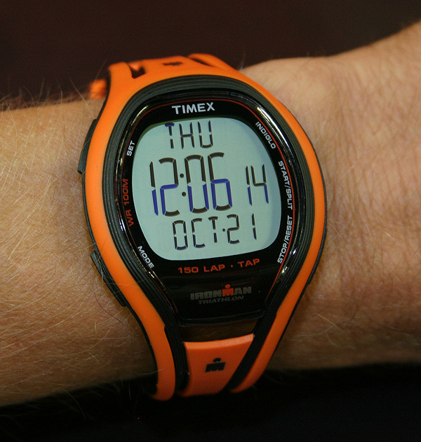 Timex Ironman 150 Lap TAP Sleek