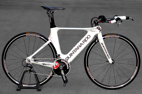 QR Cd.01 Triathlon Bike