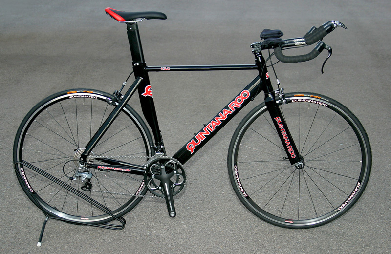 2011 Quintana Roo Kilo Triathlon Bike