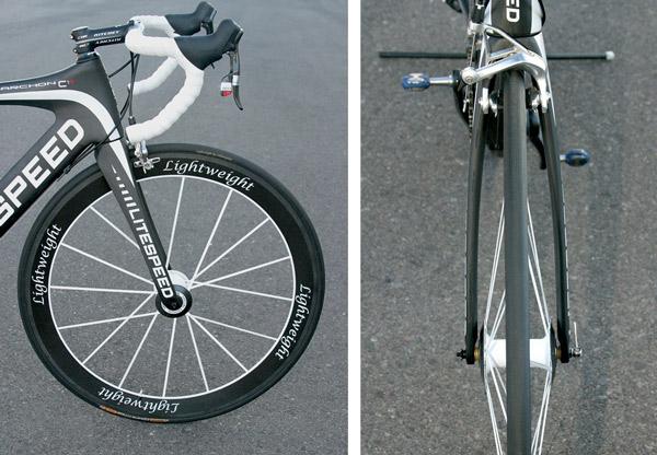 Litespeed Archon C1R Road Bike