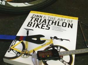Zinn & The Art of Triathlon Bikes