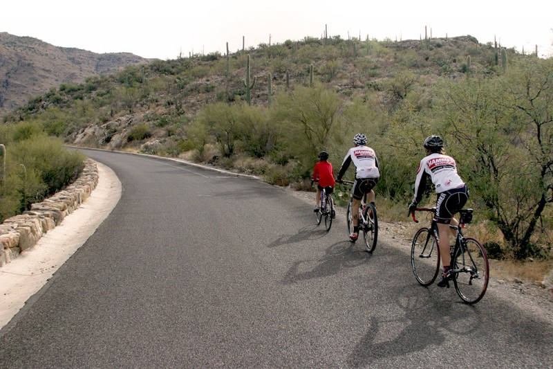 Tucson TriSports.com Winter Triathlon Training