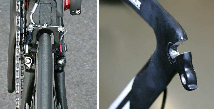 2011 Felt Di2 DA Tri Bike