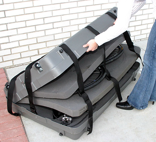 TRI ALL 3 SPORTS Bike Case