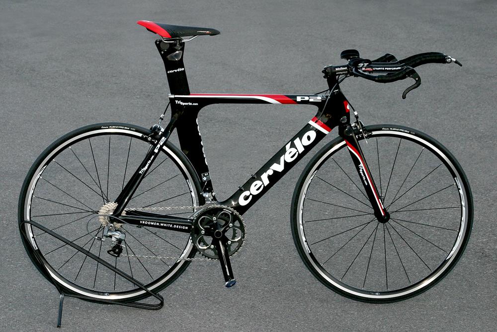 Cervelo P2 Triathlon Bike