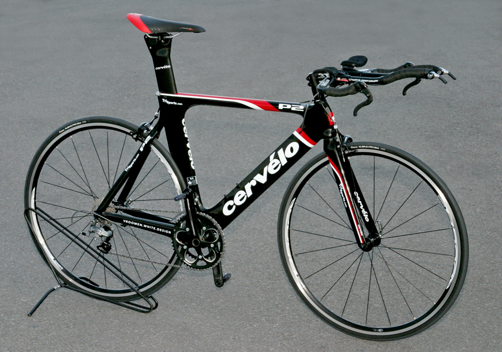 Cervelo P2 Triathlon Bike