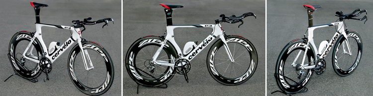 Cervelo P3 Triathlon Bike