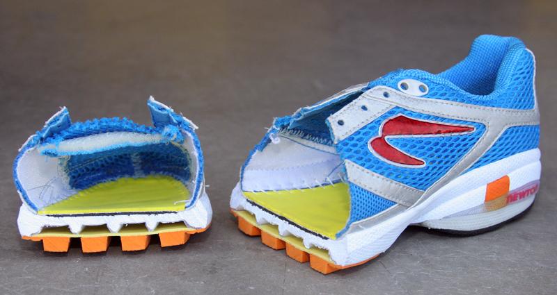 Newton 2014 Shoe Range Revealed - Triathlon Plus | TriRadar.com