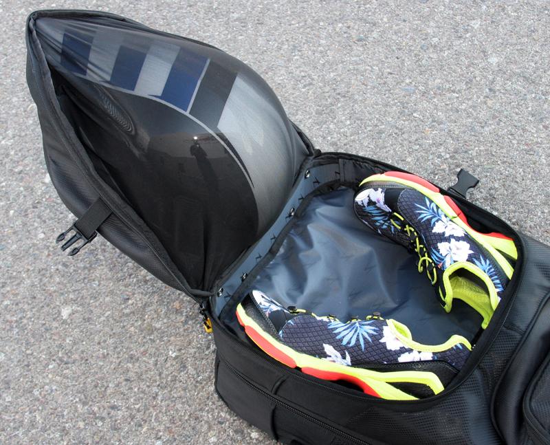 zoot rucksack ultra tri bag