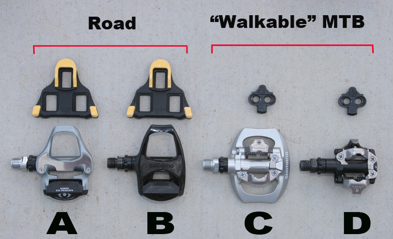 Beginner's Guide to Clipless Pedals </p>                     </div> 					<!--bof Product URL --> 										<!--eof Product URL --> 					<!--bof Quantity Discounts table --> 											<!--eof Quantity Discounts table --> 				</div> 			</dd> 						<dt class=