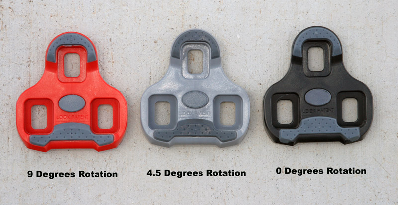 0º float New-in-Package LOOK Keo Cleats Black Keo Covers