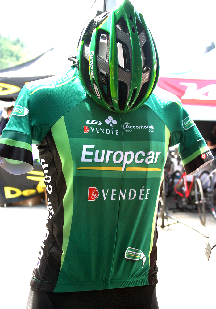 Louis Garneau Teased Us With This Genuine Team Issue Not For Sale