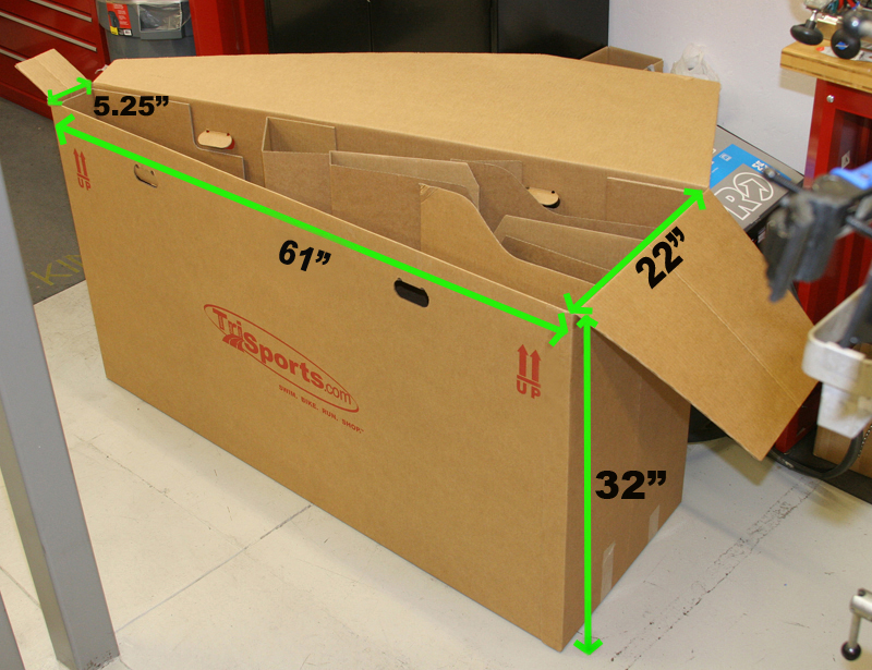 The Eb2 Easy Bike Box For Safe Easy Bicycle Shipping
